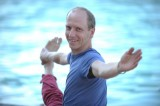 Yogaportrait Florian Neuscheller | Yoga Guide