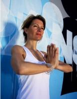 Yogaportrait Julia Mander | yogaguide