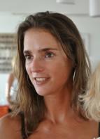 Mag. Katharina Wogrolly ist Bikram Yogalehrerin und Gründerin des Bikram Yoga College Vienna | Yoga Guide
