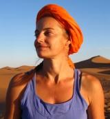 Yogaportrait Marion Bachinger