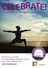 Celebrate | 10 Jahre Yoga-Conference Austria | yogaguide