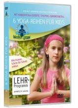 Sechs Yoga-Reihen für Kids | neue Kinderyoga DVD mit Thomas Bannenberg | Yogaguide