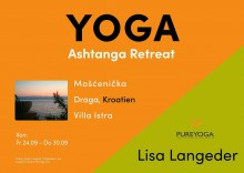 Sonne - Meer - Yoga   Yoga-Urlaub in Kroatien   yogaguide Tipp