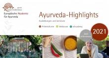 Online-Infotag der Europäischen Akademie für Ayurveda Rosenberg | yoga guide News