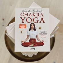 Buchtipp | Chakra-Yoga von Wanda Badwal