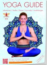 Einfach Yoga finden - der neue YOGA GUIDE 2018 ist da!