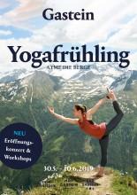 5 Jahre Atme die Berge Yogafrühling Gastein | yogaguide