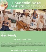 11. Deutsche Kundalini Yoga Festival 18.-22.6.2021 Online | yogaguide