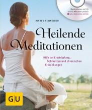 Heilende Meditationen mit CD   yogaguide