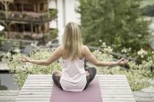 Namaste im Natur- und Wellnesshotel Höflehner | yogaguide