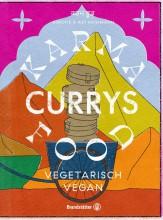 Karma Food Currys Vegetarisch Vegan | yogaguide Buchtipp