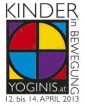 Kinder in Bewegung 12.-14. April 2013 in Schönbrunn | Yoga Guide