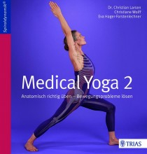 Yogabuch | Medical Yoga 2 anatomisch richtig üben | yoga guide