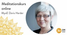 Online Meditationskurs mit Doris Harder  | yoga guide