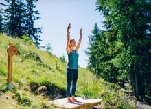 Mountain Yoga Trail Bad Kleinkirchheim | yogaguide
