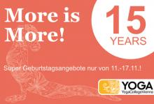 15 Jahre Yoga College Vienna | Yoga Guide