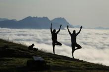 OM am Berg | Das Yogaretreat inmitten der Natur | yogaguide