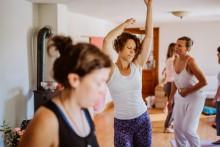 Open Movement Space | yogaguide
