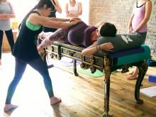 Prenatal & Postnatal Yoga Training | Charlie Speller Vienna | yogaguide