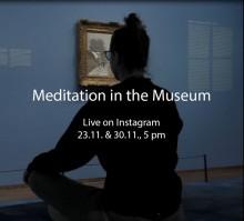 Online-Meditation aus der Albertina Wien | yogaguide