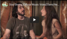 Stay Strong by David Newman | Kirtan Mantra Yoga Music | yogaguide