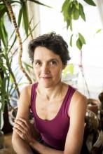 Meditatives Yoga & Musik Yoga-Portrait Christine Swoboda