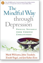 "yogaguide | Der Amerikaner Zindel V. Segal forscht zu Yoga, Meditation und Auswirkungen bei Depression | Sein Buch ""The Mindful Way through Depression"""