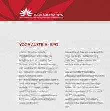 Offener Brief von Yoga Austria - BYO  | yogaguide