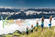 YogaSummit Innsbruck 3. - 5. August 2018 | yoga guide