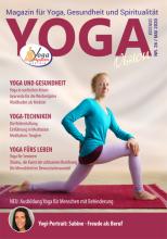 Kostenlose Yoga-Zeitschrift YOGAVision ist erschienen | yogaguide