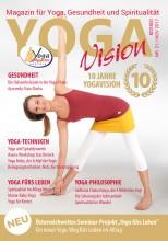 Kostenlose Yoga Zeitschrift Yogavision Feiert 10 Jahre Yoga Guide