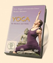 DVD | Yoga für Rücken und Hüftbereich | YogaGuide