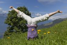 Yogaferien Mit Veronica Wunderlich In Sudtirol Yoga Guide