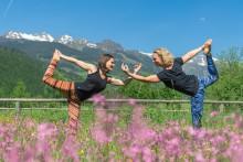 Namasté und Servus Yogafrühling Gastein | yogaguide