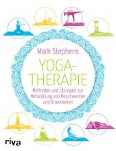 Yogabuch | Yogatherapie von Mark Stephens | yogaguie