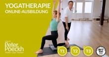 Yogatherapie als Online-Ausbildung inkl. Zertifizierung   Yoga Guide