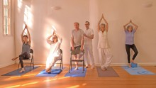 Accessible Yoga Training Vienna  | yogaguide