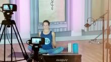 bYOGA Online Livestream by Alexandra Sagorz-Zimmerl   yogaguide