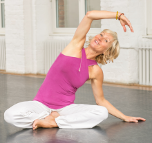Seminar |  Flow Yoga & Yoga Dance mit Beate Cuson | yogaguide