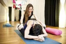 Flowing Yin-Yoga mit Nuad | Ausbildung Yoga Guide