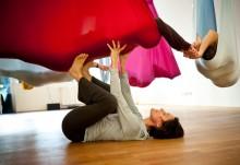 Aerial Yoga Ausbildung Yin & Yang | yogaguide