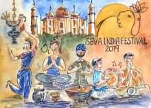 Seva India Festival Wien | yogaguide
