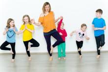 Kinderyoga-Ausbildung LIGHT zu Ostern in Graz