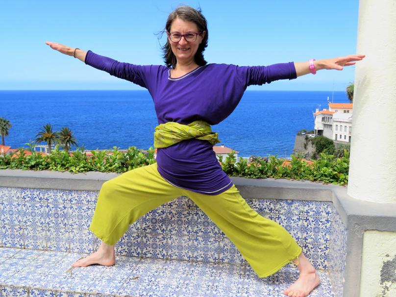 Luna Yoga Pfingstwochenende mit Gyöngyi Hajdu   Yoga Guide