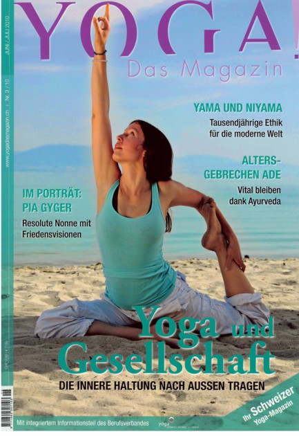 Die Schweizer Yoga Zeitschrift Yoga Das Magazin Yoga Guide