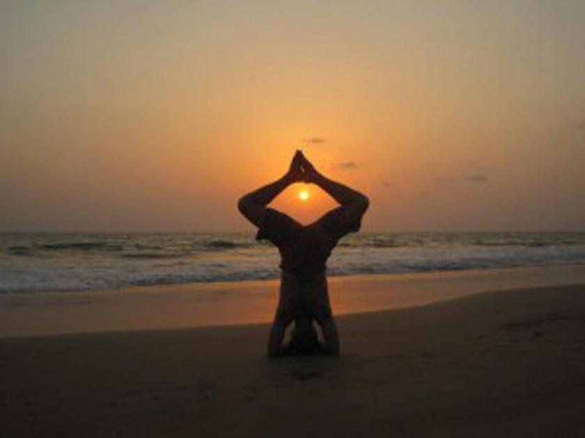 Sonne Sommer Ferien und Yoga | Die besten Yogatermine | Yoga