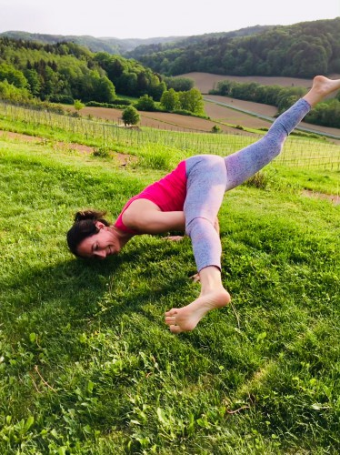 Alexandra Sagorz-Zimmerl Forrest Yoga | yogaguide