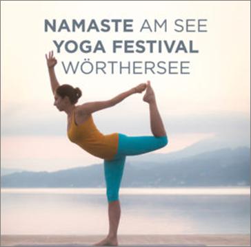 Namaste am See | yogaguide