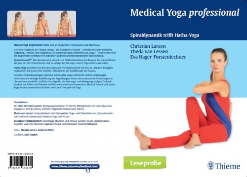 Yoga trifft Physiotherapie MedicalYogaProfessional | yogaguide