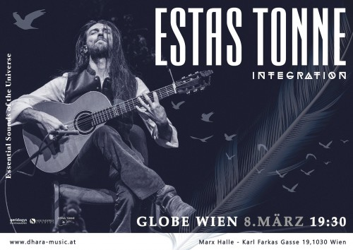 Estas Tonne Integration Tour 2019 live Vienna | Yoga Concert Guide